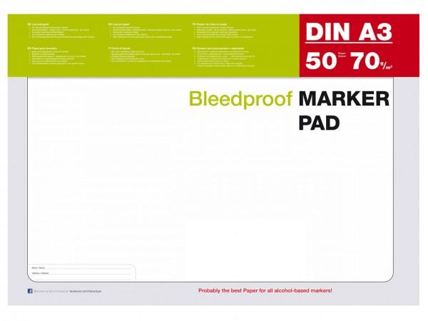 Markerblock COPIC® Format A3