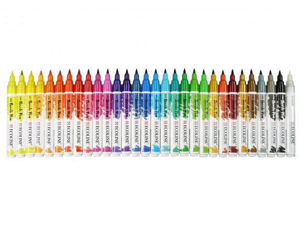 Ecoline Brush Pen 30er Set