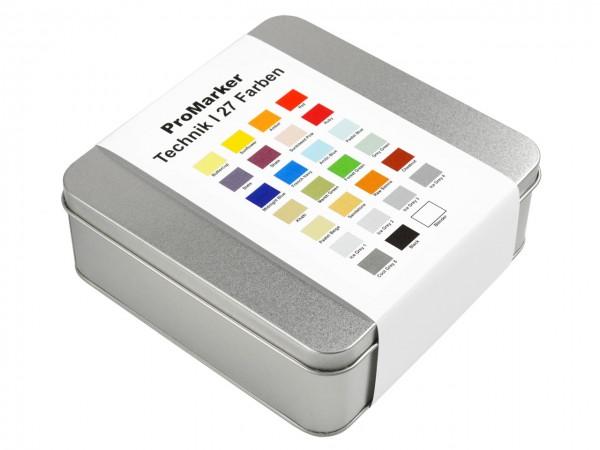 ProMarker von LETRASET® Technikfarben Set
