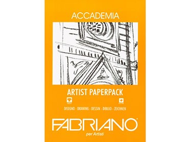 FABRIANO® Accademia Artist Paperpack 120g/m / A3