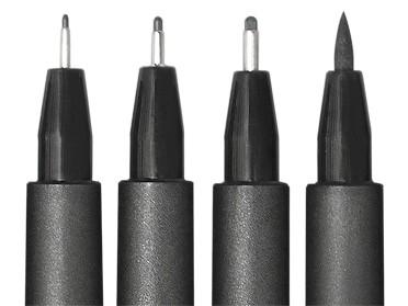 Faber-Castell PITT 4 artist pen black
