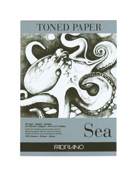 Zeichenpapier Sea / Format A4
