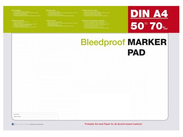 Markerblock COPIC® Format A4