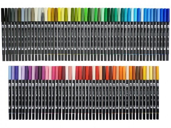 TOMBOW® ABT Dual Brush Pen, Gesamtsortiment