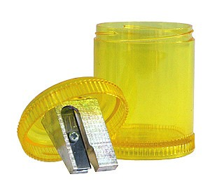Dosenspitzer DUX / gelb