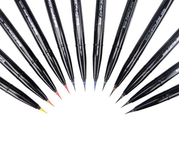 Brush Sign Pen ULTRA FINE